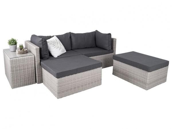 Lounge Set Chill Multifunktions Lounge Garten Terrasse