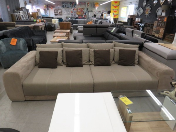 Big Sofa BIGSOFA Couch Garnitur Wohnlandschaft
