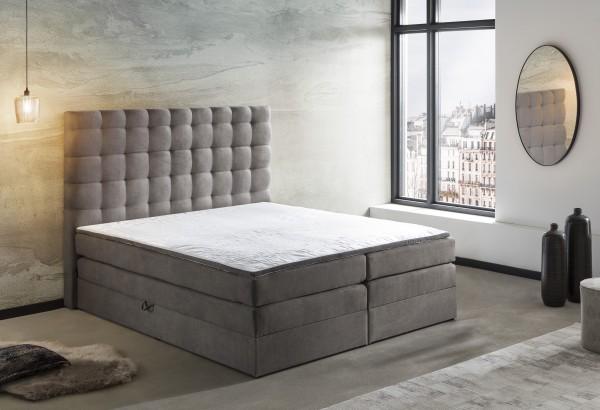 Bett Boxspringbett mit Bettkasten 180x200 cm wohnen Möbel Wurm