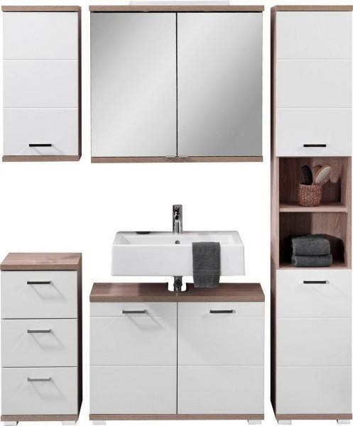 Badmöbel-Set »Nusa«, (5-tlg) Badezimmer